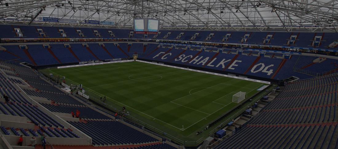Встреча с коллегами из Германии на стадионе FC SCHALKE 04