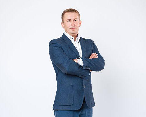 Алексей Зайцев - руководитель крона групп