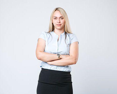 Дрямова Юлия - начальник сметно-договорного отдела