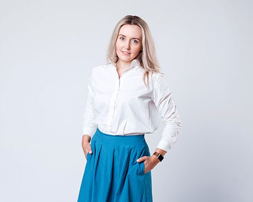 Романова Анастасия - Главный инженер проекта