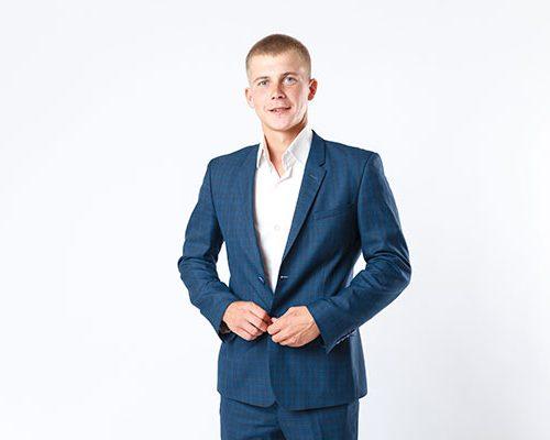 Степанищев Иван - начальник строительного участка
